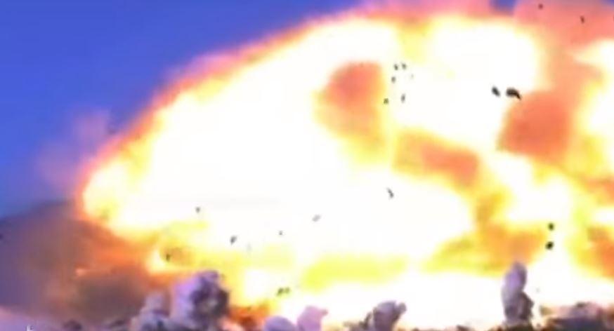 BREAKING: Massive BOMB Blast Near Military Intelligence HQ
