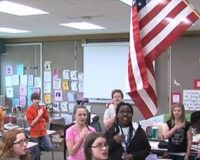 Teacher Fired After He Thanked Students Who Stood For Pledge Of Allegiance