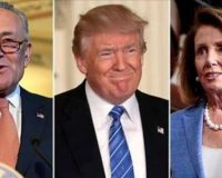 Trump Just Set 3 Traps For Schumer, Pelosi Over Immigration