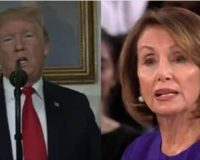 President Trump Attacks Pelosi With Facts Day After Speech