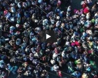 BREAKING: Another Honduran Caravan Headed to U.S. Border, This One's BAD  [VIDEO]