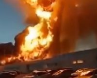 BREAKING: Massive EXPLOSION At Chemical Plant… Here's What We Know