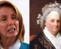 Pelosi Gives Rambling Speech Thinking President's Day Is To Honor Martha Washington