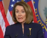 Pelosi Has Senior Moment- Thinks It Is Thanksgiving Day In February
