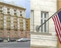BREAKING News From U.S. Embassy In MOSCOW