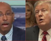 MSNBC Panel Goes Off The Rails, Insinuates Trump Backs White Terrorist