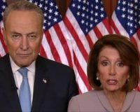 Schumer And Pelosi Throw Temper Tantrum After Mueller Finds No Collusion