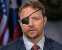 Dan Crenshaw Breaks Silence On Trump McCain Feud