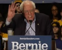 Crazy Bernie Sanders Vows To Ban 'Fracking' When He Becomes President