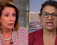 Democrat Party Falling Apart As Michigan Rep Tlaib Slams Nancy Pelosi