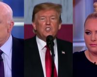 The McCain Family Just Announced Who They Are Voting For In 2020, It's Not Trump