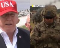 BREAKING: Armed U.S. Troops To Be Deployed To Border