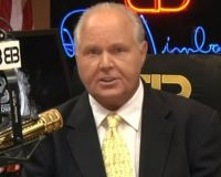 Rush Limbaugh Says Mueller Report Should Land Hillary In Prison