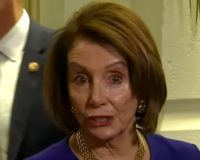 Hypocrite Pelosi Says She Will Not Show Her Tax Returns As She Demands Trump's
