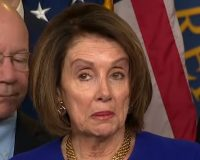 Nancy Pelosi's Heart Sinks When Her Congressional Office Is Raided By Throng Of Furious Jews
