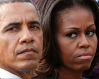 Barack Fires Off Shot At Michelle Obama And It Looks Like It's Getting Really Nasty