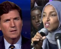 Tucker Carlson Savagely Obliterates Ilhan Omar, Suggests She Should Never Have Been Granted Citizenship