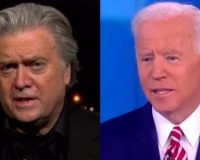Steve Bannon Has A Message For Joe Biden And It's A Huge One