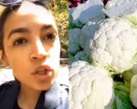 Did You Know Cauliflower Is Racist According To Ocasio Cortez?