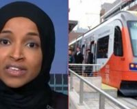 Mob Of Somali Thugs Attack Train Passengers With Hammers In Ilhan Omar's District