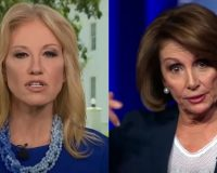 Kellyanne Destroys Pelosi And She Is Freaking Out