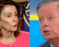 Lindsey Graham Scorches 'Crazy Nancy,' Predicts She Will Lose Her Job