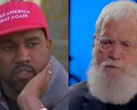 Kanye Obliterates Leftist David Letterman In Interview And It's Amazing