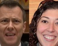 Congresswoman Confirms Trump's Accusation Of Treason Against Deep State Assassins, Peter Strzok & His Lover Lisa Page: 'Could Well Be Treason'