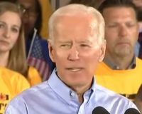 Biden: If We Can't Compromise With GOP, Start a 'Real Physical Revolution'