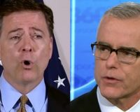 New Released Transcript: Mutiny! McCabe Confirms Rank-&-File FBI Employees Were Frustrated By Comey's Refusal to Charge Hillary