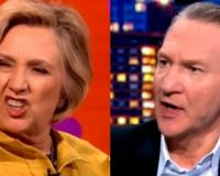 Bill Maher Throws HRC Right Under The Bus … Exposed Her Obstruction Of Justice