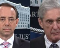 Just In: Formerly 'Secret Scope' Memo From Witch Hunt Surfaces, Rosenstein Panicking As He Signed It