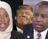 Omar Smears Trump As Hitleresque Racist Then Ben Carson Steps In Embarrasses Her [VIDEOS]