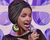 Ilhan Omar Suddenly Becomes Much More Aggressive Toward American Jews