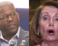 Lt. Col. Allen West Suggests Nancy Pelosi Should Be Heading To Prison For What She Did