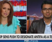 Former Antifa Member Uncloaks And Tells All On FOX- Admits They Are Terrorists And More (Video)