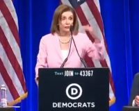 "Nancy Pelosi Calls For Dems To ""Throw Punches"" And It's Absolutely Disgusting"