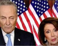 Brand New Data Has Nancy & Chuck Panicking, Shows Democrat Party Collapsing, Only 27% Of Americans Call Themselves Democrats!