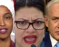 House Democrats Want To Punish Americans And Israelis After Netanyahu Bans Anti-Semite Congresswomen