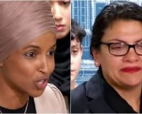 Palestinian Police Bans All LGBTQ Activities And Guess What? Tlaib And Omar SILENT