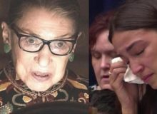 "Supreme Court Liberal Icon, Ruth Bader Ginsburg, Crushed Ocasio-Cortez's Dreams Of Abolishing The Electoral College: ""More Theoretical Than Real"""