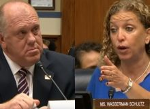 "Watch As Former ICE Director Dismantles Wasserman-Schultz ""Let's Go Toe To Toe"""