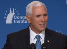 "Mike Pence Calls Out Joe Biden ""Let Me Be Clear, I Am…"""