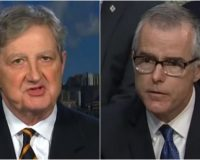 Sen. John Kennedy Has Brutal Advice For AG Barr On What Should Be Done To Traitor Andrew McCabe