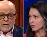 Mark Levin Drops Truth Bombs On Tulsi Gabbard After She Says America Is Saudi Arabia's B**ch