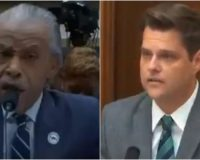 "Al Sharpton Gets Crushed After Matt Gaetz Uses The ""Reverend's"" Own Racist Words To Destroy Him At Congressional Hearing"