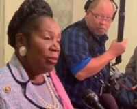 WATCH: Sheila Jackson-Lee Talks AR-15s, Makes a Complete Fool of Herself