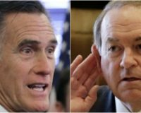 "Mike Huckabee Crushes Mitt Romney Over Fake Twitter Account: It's ""The Work of Kids, Cowards, Couch Potatoes & Perverts"""