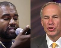 Texas Gov. Abbott Speaks Out After Kanye West Has Surprise Concert At Jail- Inmates In Tears