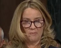 Christine Blasey Ford Receives Award From ACLU And It's Ridiculous